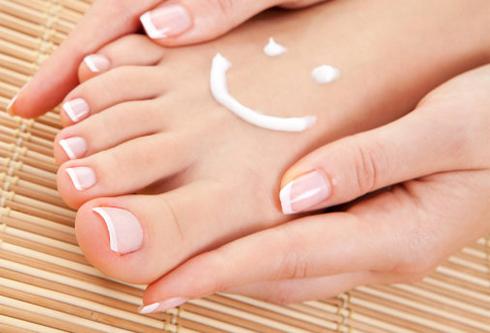 Как лечить грибок между пальцами ног у беременных